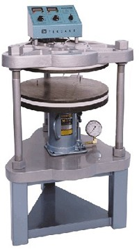 "18"" Digital 3-Post Vulcanizer-50 Ton 230V 50/60HZ"